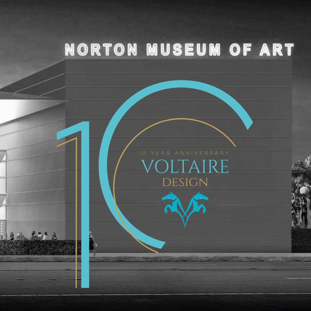 Voltaire Design célèbre 10 ans d'excellence à West Palm Beach
